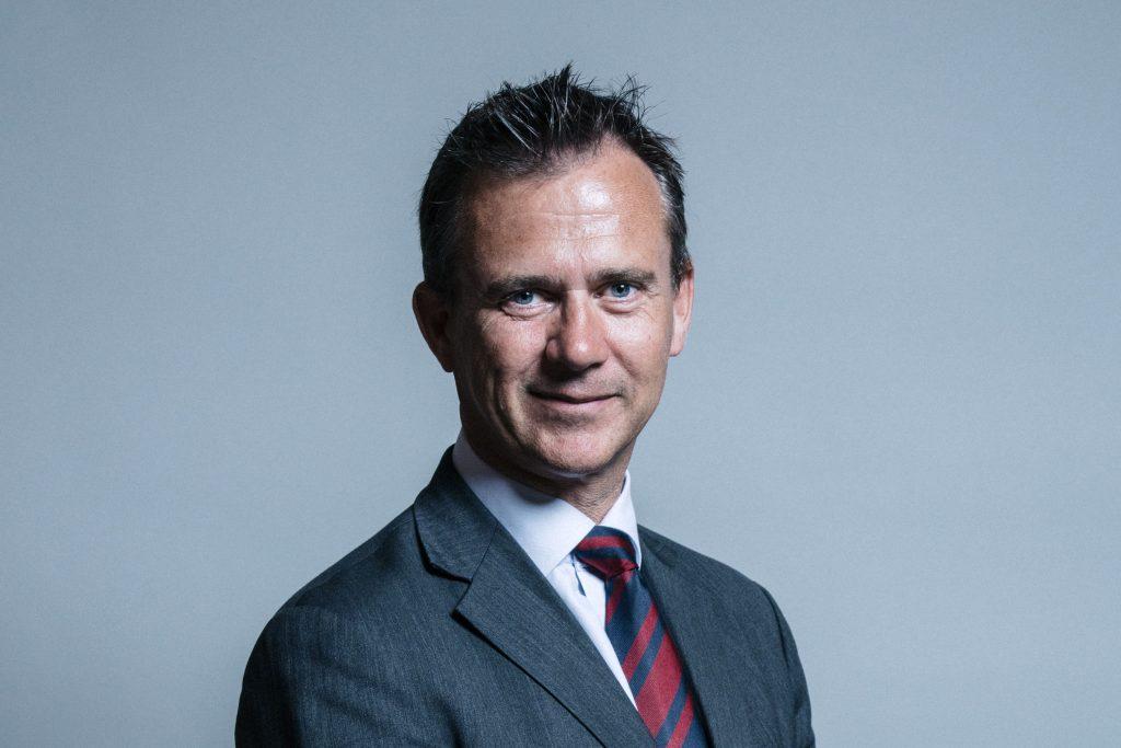 Milton Keynes North MP Mark Lancaster