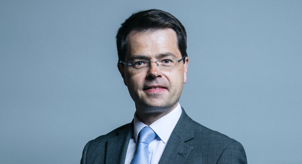 James Brokenshire MP, Secretary of State for Housing, Communities and Local Government
