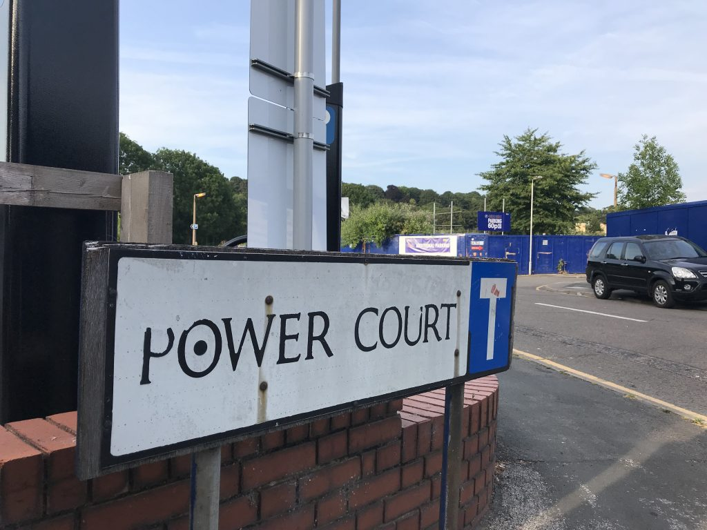 Power Court car park